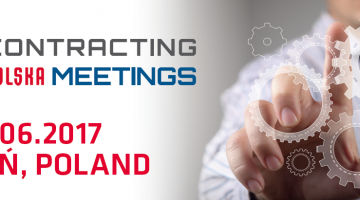 Subcontracting ITM Meetings 7-8.06.2017 Poznań Poland