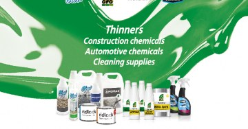 zdjęcie Thinners, Construction Chemicals, Automotive Chemicals, Cleaning Supplies.